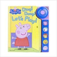 小猪佩奇 门铃有声书