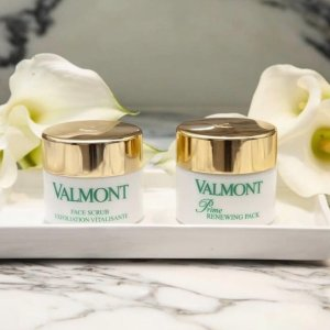 Extra 25% OffDealmoon Exclusive: Valmont Beauty Sale