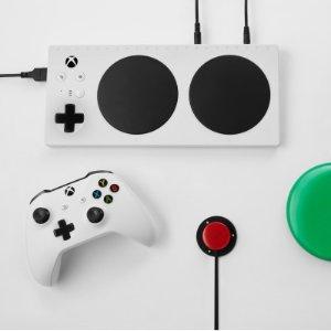 全民游戏无界限微软发布残障人士专用 Xbox 游戏控制器