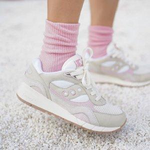 低至4折 百年老牌$40起Saucony 小众复古跑鞋大促 低调实力派 平价且专业