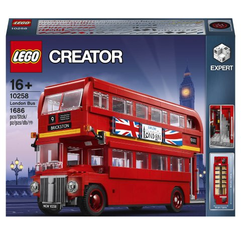 $104.99Dealmoon Exclusive: LEGO CREATOR EXPERT: London Bus 10258