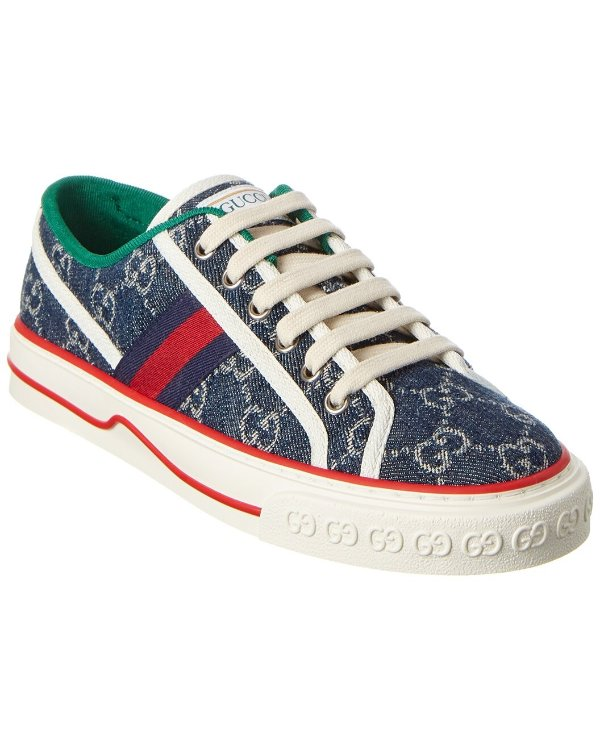 Tennis 1977 牛仔休闲鞋