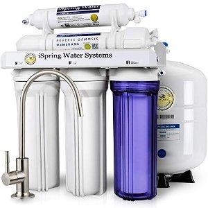 iSpring RCC7 反渗透5重净水器