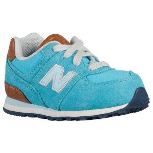 低至$19.99 小脚妹纸可穿大童款Adidas,Nike,Puma,New Balance 品牌童鞋促销