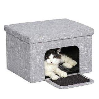 低至6折 + 额外8.5折Petco 精选猫咪舒适小屋促销