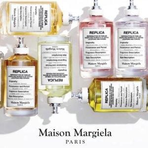 7.9折!£12/支收最火3支香!Maison margiela 法国大师级香水热促!收慵懒周末、新款泡泡浴