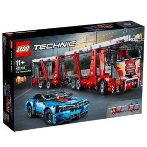 Lego车辆运输车  (42098)