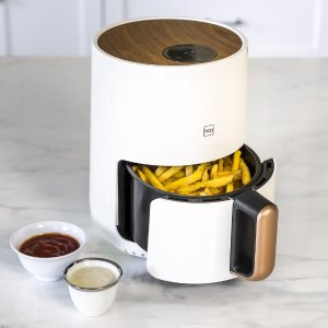 $39.99 Best Choice Products 1.6qt 900W Digital Compact Kitchen Air Fryer w/ Recipes