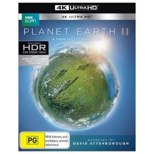 $23.98 + 额外8折高分纪录片《地球脉动》第二季 Planet Earth II