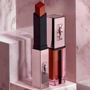 20% Off + Free GiftNew Release: YSL Beauty Illicit Nudes Collection