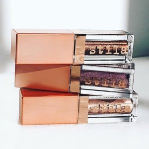35% Off + Free Full Size Lipgloss GlitteratiLast Day: Stila Black Friday Sale