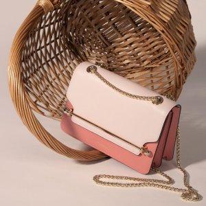 £355起收限量款新色美包Strathberry 全新樱花粉色美包上架