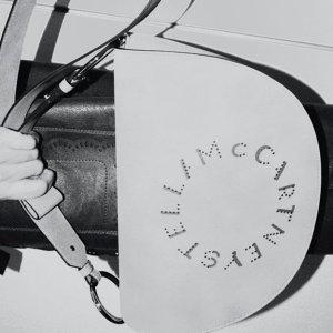 低至3.5折 €135收粉色卡包Stella Mccartney 金秋大促 收经典星星厚底鞋、logo美包