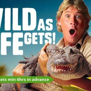 低至$33.75 走进动物世界Australia Zoo 澳洲动物园1日或2日游