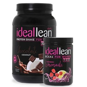 Dealmoon Exclusive $56.99 + Free Shipping on Protien & BCAA Stack @ Idealfit
