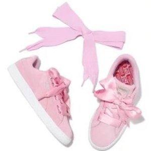 低至4折+额外9折 £34收蝴蝶鞋Allsole 精选Puma 潮鞋热卖 Basket系列、蝴蝶鞋都有