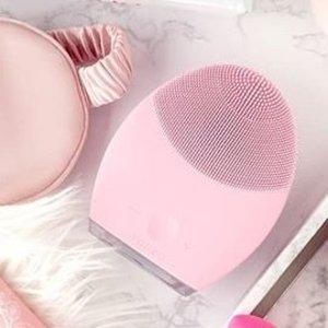 6.5折Foreo 精选洗护产品热卖 收人气洗脸刷
