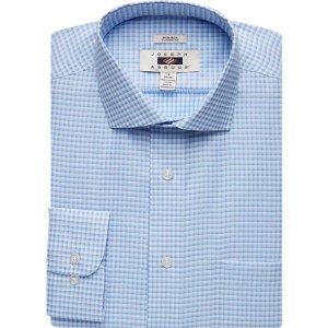 Joseph Abboud格纹衬衫