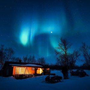 让你轻松刷爆朋友圈阿拉斯加 Alaska 极光观赏及拍摄攻略