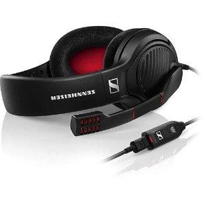 $149.95 (原价$329.95)史低价:Sennheiser 森海塞尔PC 373D 7.1立体声头戴式游戏耳机