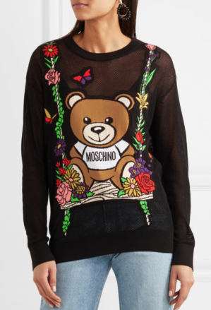 10% OffMoschino Clothing Sale @ NET-A-PORTER