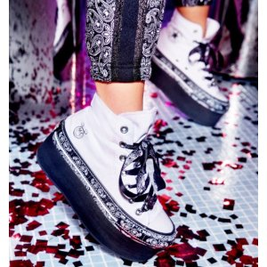 f198f87d4eae ConverseConverse x Miley Cyrus Chuck Taylor All Star Platform High Top