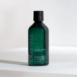 Crabtree & EvelynCleanse + Awaken Shower Gel - 250ml