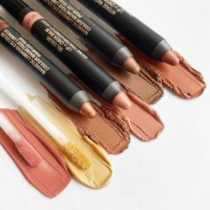 85折+送修容棒新品上市:Nudestix 加拿大彩妆品牌 蜡笔口红套装 天然少女彩妆