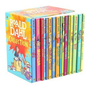 Roald Dahl 丛书,16本