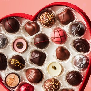 ONE DAY ONLYBUY ONE GET ONE 50% OFF @GODIVA