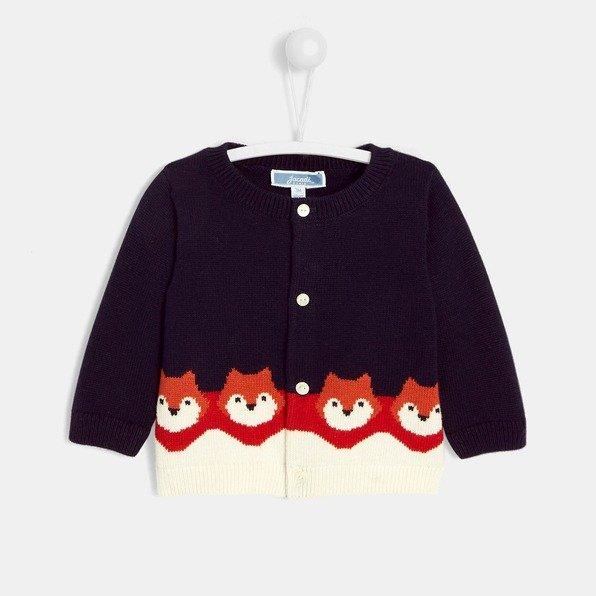 小童针织衫
