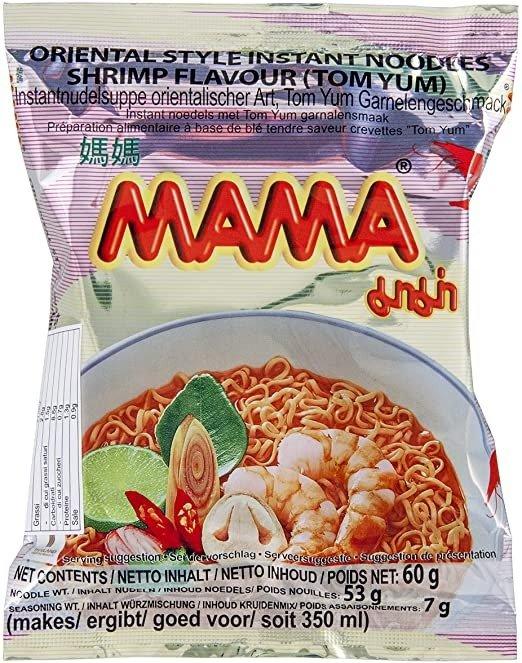 虾忍冬阴功清汤味  30包 x 60g