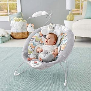 低至$12.99+包邮 多款补货Fisher-Price 婴幼儿安抚椅等特卖