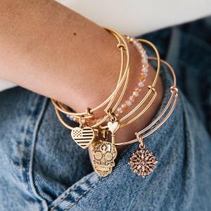 Buy 2 bracelets get 1 free  (Value $28+)Alex and Ani @ REEDS Jewelers