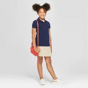 094d331e8 Kids Short Sleeve Pique Uniform Polo Shirt @ Target As Low As $4 ...