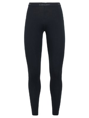 Womens Merino BodyfitZONE™ 200 Zone Leggings Thermal Base Layer| icebreaker