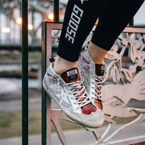 少见7.5折 独霸时尚圈最后一天:Golden Goose 个性小脏鞋大卖 潮人专利出街款
