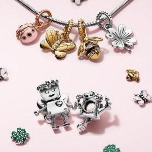 Up to 30% Off + Extra 20% off When You Buy 2PANDORA Jewelry Last Chance Charms