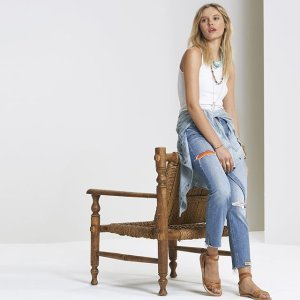 Up to 50% OffMother Denim Stay Home Sale