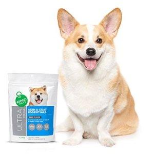 低至4折 $8.74起Chewy 精选GNC 宠物专用保健品热卖