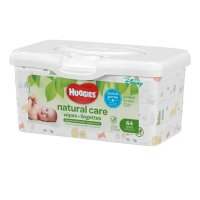 Huggies 婴儿湿巾无香型,64抽