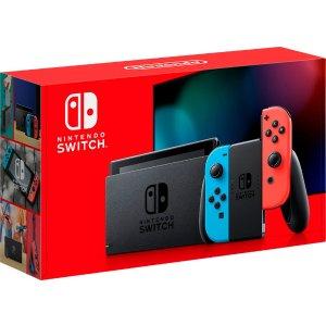 封面£279.99入 全面补货补货:Nintendo 官网 switch 套装补货 塞尔达、动森、马赛8套装都有