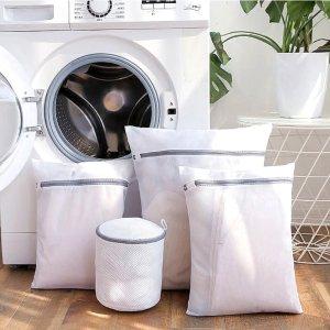 一分钱一个 还包邮超实用洗衣袋 有了它衣物不再变形 超细网面还可防止起球