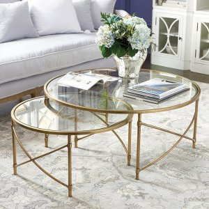 Maxwell Nesting Coffee Table Set