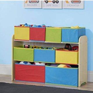 As low as $24Amazon Delta Children Multi-Bin Toy Organizer with Storage Bins & More