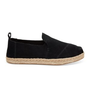 Toms麂皮渔夫鞋