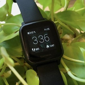 $209.99(原价$349.99)疑似八哥价:Garmin Venu Sq Music 音乐版智能手表