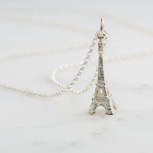 Lily charmed项链