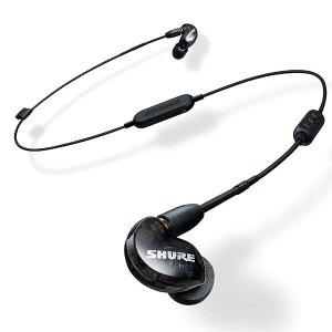 $79 (原价$159)史低价:舒尔 Shure SE215-K-BT1 无线蓝牙隔音耳机