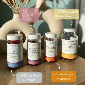 变相5折 胶原蛋白粉仅€6Myvitamins 精选大促 收维生素软糖、胶原蛋白饮、褪黑素等